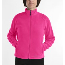 Marmot Lander Jacket - Polartec® Fleece (For Women) in Hot Pink - Closeouts