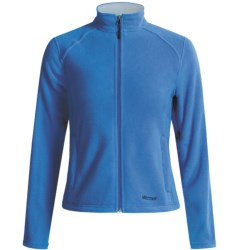 Marmot Lander Jacket - Polartec® Fleece (For Women) in Bright Rose