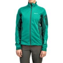 Marmot Leadville Jacket - Windstopper® (For Women) in Green Garnet/Gator - Closeouts