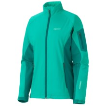 Marmot Leadville Jacket - Windstopper® (For Women) in Lush/Emerald Green - Closeouts