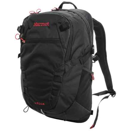 Marmot Ledge Backpack in Black - Closeouts