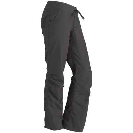 Marmot Lexi Pants - UPF 50 (For Women) in Dark Steel - Closeouts