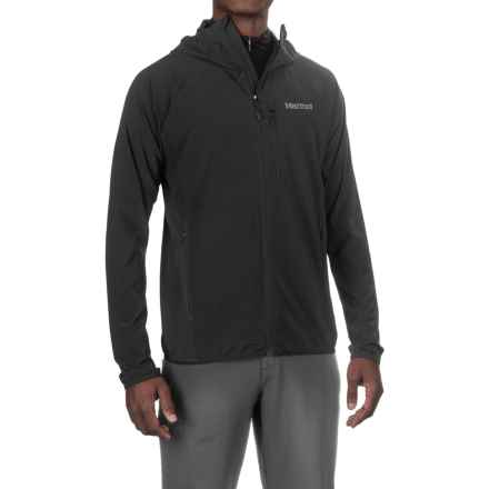 Marmot Lightstream Jacket (For Men) in Black - Closeouts