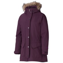 Marmot Lone Star Jacket - Waterproof, Insulated (For Women) in Aubergine - Closeouts