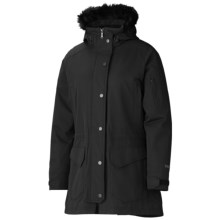 Marmot Lone Star Jacket - Waterproof, Insulated (For Women) in Black - Closeouts