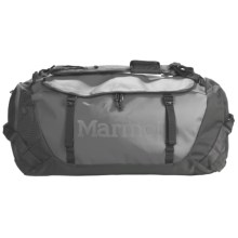 Marmot Long Hauler Duffel Bag- Large in Cinder - Closeouts
