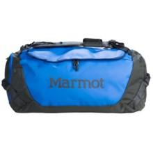 Marmot Long Hauler Duffel Bag - Medium in Cobalt Blue - Closeouts