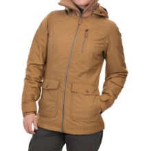 Marmot Lovenia MemBrain® Jacket - Waterproof, Insulated (For Women) in Copper - Closeouts