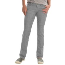 Marmot Madison Jeans - UPF 50+, Straight Leg (For Women) in Steel - Closeouts
