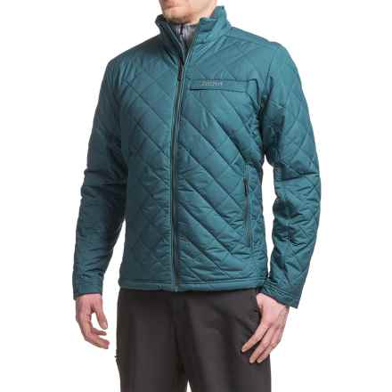 Marmot Manchester Jacket - Insulated (For Men) in Denim - Closeouts