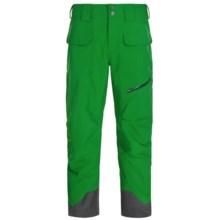 Marmot Mantra MemBrain® Ski Pants - Waterproof (For Men) in Green Bean - Closeouts