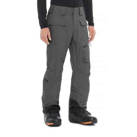Marmot Mantra MemBrain® Ski Pants - Waterproof, Insulated (For Men) in Slate Grey - Closeouts