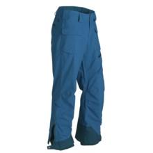 Marmot Mantra MemBrain® Snow Pants - Waterproof (For Men) in Dark Sapphire - Closeouts