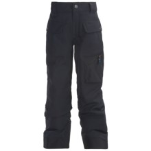Marmot Mantra Snow Pants - Insulated (For Boys) in Black - Closeouts
