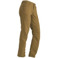 Marmot Matador Pants - UPF 50 (For Men) in Brown Chert - Closeouts
