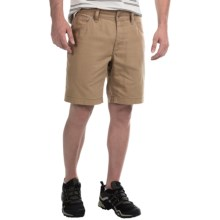 "Marmot Matheson Shorts - 9"", UPF 30 (For Men) in Desert Khaki - Closeouts"
