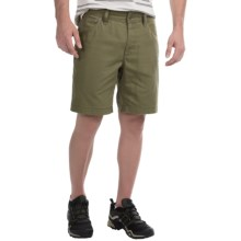 "Marmot Matheson Shorts - 9"", UPF 30 (For Men) in Golden Moss - Closeouts"