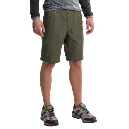 Marmot Matheson Shorts (For Men) in Deep Olive - Closeouts