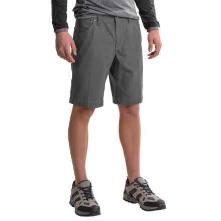 Marmot Matheson Shorts (For Men) in Slate Grey - Closeouts
