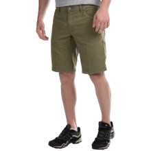 "Marmot Matheson Shorts - UPF 30, 11"" (For Men) in Golden Moss - Closeouts"