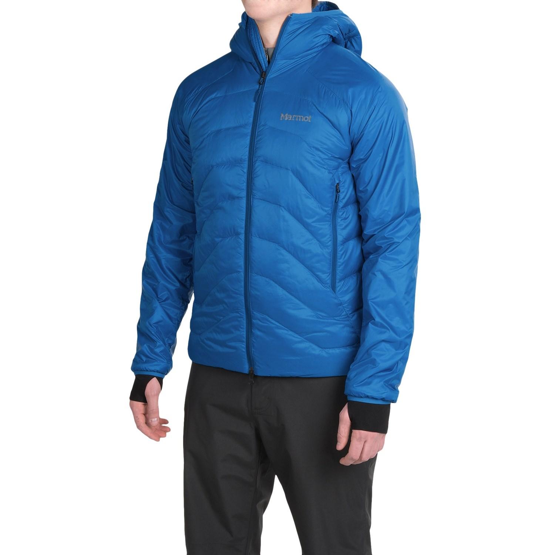Super jacket. - Review of Marmot Megawatt Polartec® Alpha® Down ...