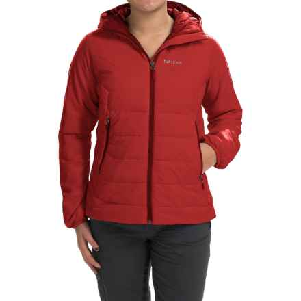 Marmot Megawatt Polartec® Alpha® Down Jacket - 800 Fill Power (For Women) in Cherry Tomato - Closeouts