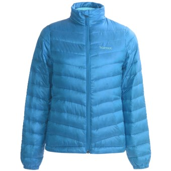 Marmot Mieka Down Sweater - 800 Fill Power (For Women) in Methyl Blue