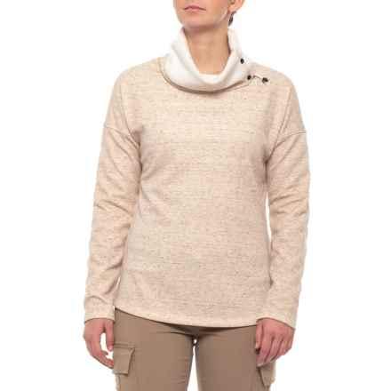 Marmot Mina Sweatshirt (For Women) in Turtle Dove - Closeouts