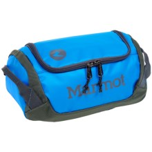 Marmot Mini Hauler Toiletry Bag in Cobalt Blue - Closeouts