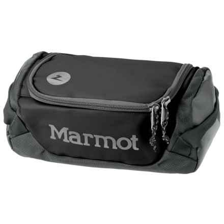 Marmot Mini Hauler Toiletry Bag in Slate Grey/Black - Closeouts