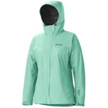 Marmot Minimalist Gore-Tex® Jacket - Waterproof (For Women) in Ice Green - Closeouts