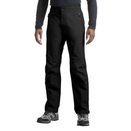 Marmot Minimalist Gore-Tex® PacLite® Pants - Waterproof (For Men) in Black - Closeouts