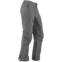Marmot Minimalist Gore-Tex® PacLite® Pants - Waterproof (For Men) in Gargoyle - Closeouts