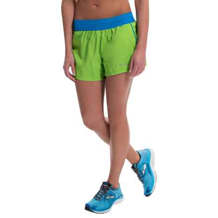 Marmot Mobility Shorts - UPF 30 (For Women) in Green Envy - Closeouts