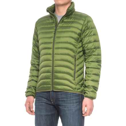 Marmot Modi Down Jacket - 600 Fill Power (For Men) in Alpine Green - Closeouts