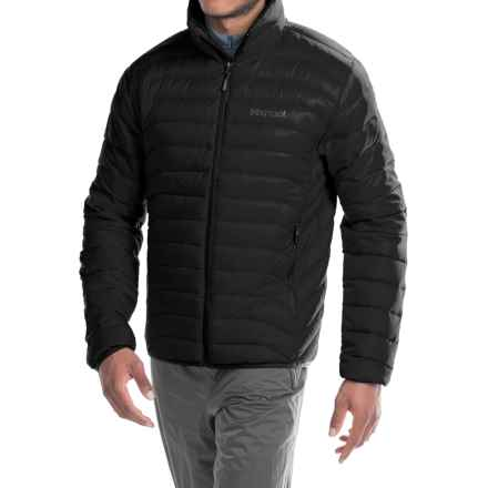 Marmot Modi Down Jacket - 600 Fill Power (For Men) in Black - Closeouts