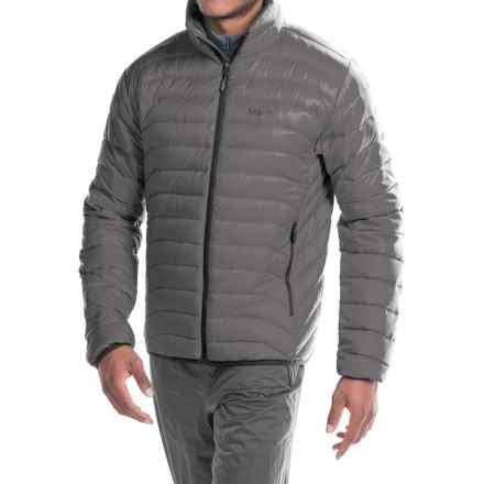 Marmot Modi Down Jacket - 600 Fill Power (For Men) in Cinder - Closeouts