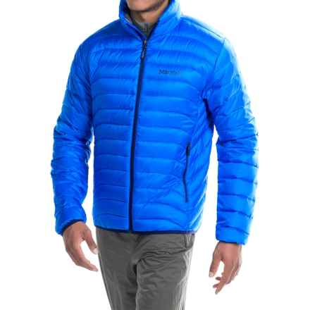 Marmot Modi Down Jacket - 600 Fill Power (For Men) in Cobalt Blue - Closeouts