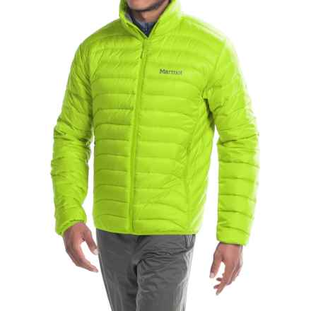Marmot Modi Down Jacket - 600 Fill Power (For Men) in Green Lime - Closeouts