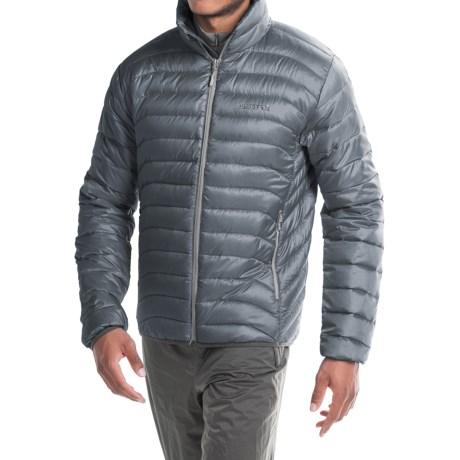Marmot Modi Down Jacket - 600 Fill Power (For Men) in Steel Onyx