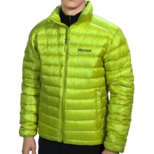 Marmot Modi Down Jacket - 700 Fill Power (For Men) in Green Lime - Closeouts