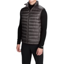 Marmot Modi Down Vest - 700 Fill Power (For Men) in Cinder - Closeouts