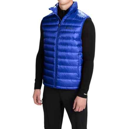 Marmot Modi Down Vest - 700 Fill Power (For Men) in Cobalt Blue - Closeouts