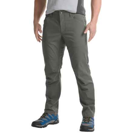 Marmot Montara Pants - UPF 50 (For Men) in Slate Grey - Closeouts