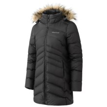 Marmot Montreal Down Coat - 650 Fill Power (For Women) in Black - Closeouts