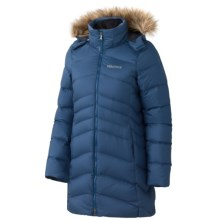 Marmot Montreal Down Coat - 650 Fill Power (For Women) in Blue Ink - Closeouts