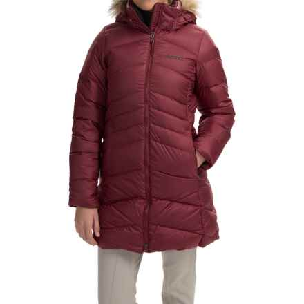 Marmot Montreal Down Coat - 700 Fill Power (For Women) in Port Royal - Closeouts