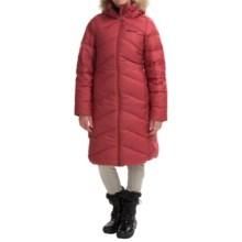 Marmot Montreaux Down Coat - 700 Fill Power (For Women) in Dark Crimson - Closeouts