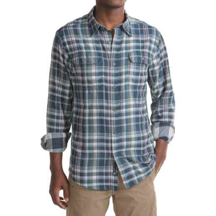 Marmot Montrose Shirt - UPF 50, Long Sleeve (For Men) in Vintage Navy - Closeouts