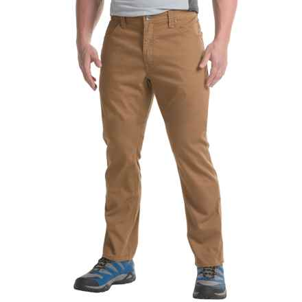 Marmot Morrison Jeans - UPF 50 (For Men) in Calvary Brown - Closeouts